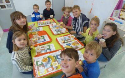 Le petit déjeuner en maternelle