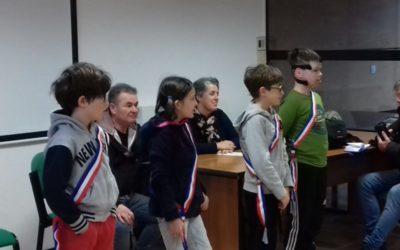 Elections des membres du Conseil Municipal des Enfants