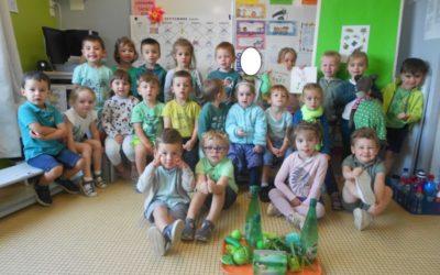 1ère journée des couleurs en maternelle