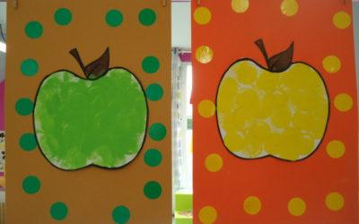 De belles pommes