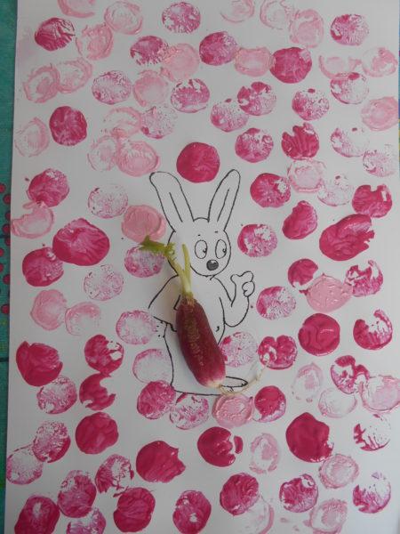 Journée rose en maternelle