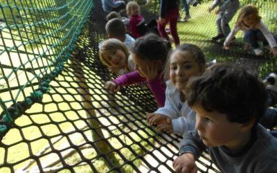 Sortie scolaire au Parc à Bout pour les maternelles CP