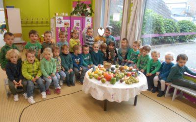 Journée verte en maternelle